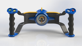 BLOODHOUND SSC Steering Wheel Challenge