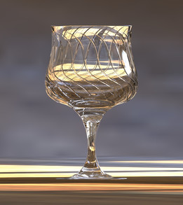 GLASS RENDERING