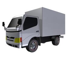 1 Tonne Lorry