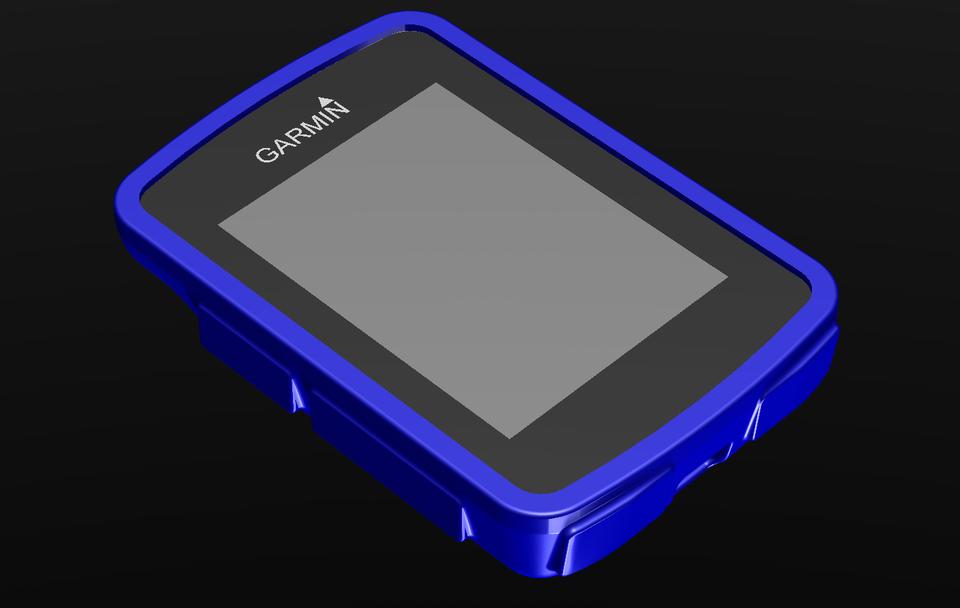 Garmin Edge 520 Silicone Case Blue