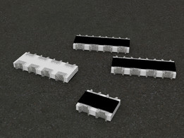Resistor array SMD 0805 2x and 4x