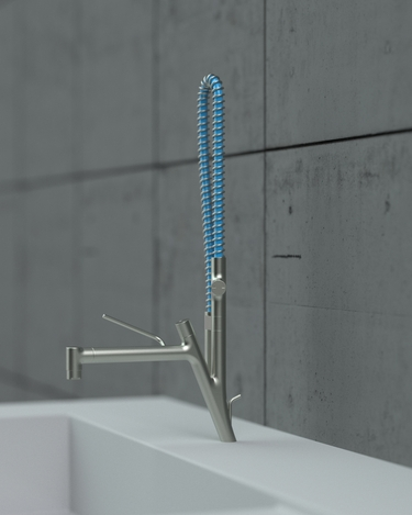 Damixa contest entry #2 kitchen faucet