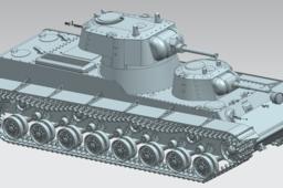 SMK heavy tank