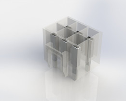 6 Position Vertical Connector