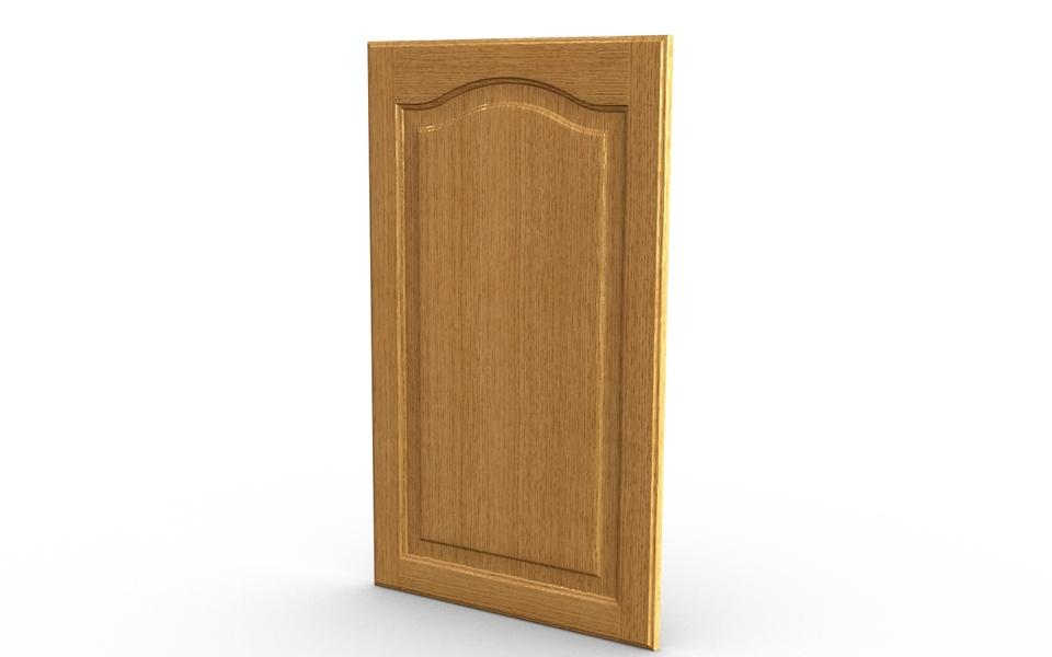 Kitchen Cabinet Door   3D CAD Model Library   GrabCAD