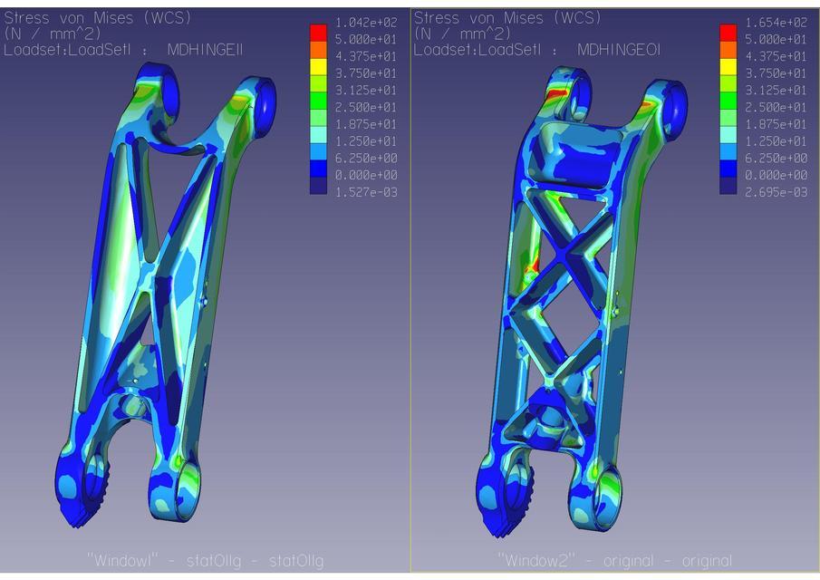 & Koenigsegg door hinge V2 | 3D CAD Model Library | GrabCAD