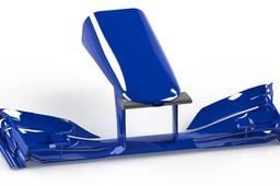 Red Bull 2011 F1 Front Wing