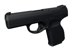 Subcompact 9mm pistol