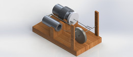 Improved Stirling Engine