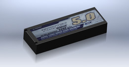 Turnigy 2S1P 5000mAh Lipo Battery Pack