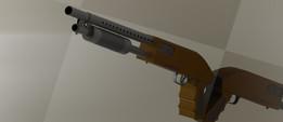 Shotgun (Mossberg M500)