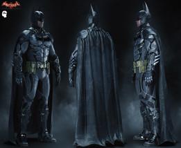 batmobile arkham knight.model game and batsuit v8