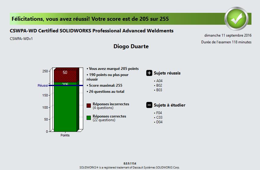 CSWPA Weldments Exam | 3D CAD Model Library | GrabCAD
