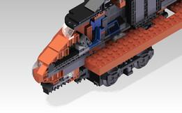 lego creator 10233 TGV