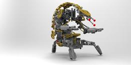 Lego star wars destroyer droid