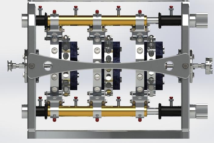 De ciencia tecnolog a y mucho mas motor magnetico tesla for Sistema anticalcare magnetico