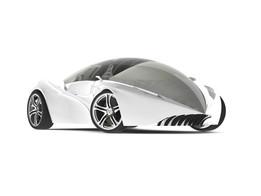 Concept Sports Car 'The Vitro'