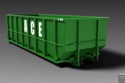 Dumpster - Large