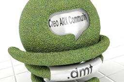 Creo Advanced rendering Extension (ARX) model ball