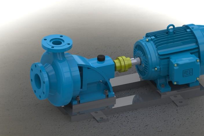 Model Water Pump Water Centrifugal Pump Ksb-eta