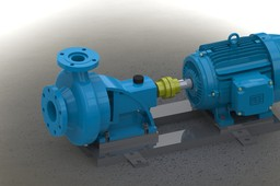Water centrifugal Pump KSB-ETA 80-20