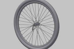 "26"" Front Wheel bicycle"