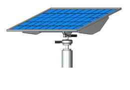 Binghamton University Solar Charging Station