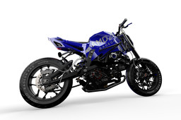 AMD sportbike by paX