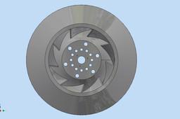 Turbo Pump Rotor