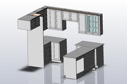 Kitchen Cabinet SW 2010