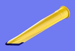 Krimelte nozzle + finishing tool design