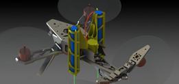 Single Part Laser System Carrier