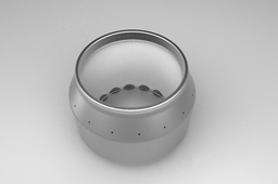 Hybrid Alcohol Stove, Single Soda Can Design