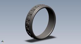 Ti Ring - Prototype (JPS)