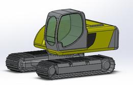 JCB JS160 CRAWLER EXCAVATOR