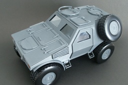 Panhard VBL Armoured Car
