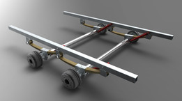 Tikitrailer torsion axle design 2