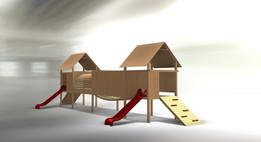 Speelconstructie Tuin 01