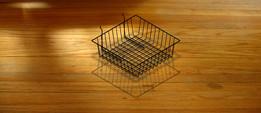 12 x 12 shelf basket