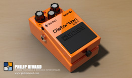 Boss - Distortion DS-1 Pedal