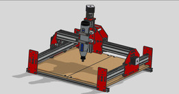 Shapeoko 2 milling machine / Fresadora CN Shapeoko 2