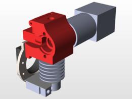 Micron E.M.E Cobra single extruder