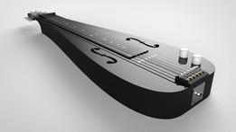 Electric Lap Steel Guitar