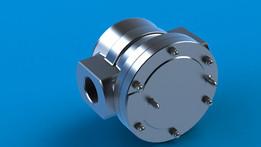 Gas filter GFK-40 Kromschroder