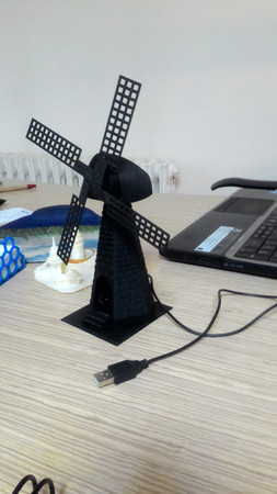 3d printable windmill
