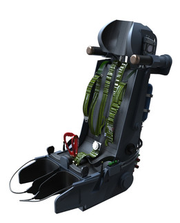 Aircraft ejection seat K-36 Russia