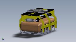 INDUSTRIAL ROBOT BAGS GRIPPER