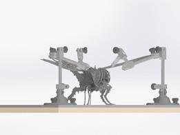 Third Hand 3d Puzzle Maker, sheetmetal puzzle design, Metalcraftdesign