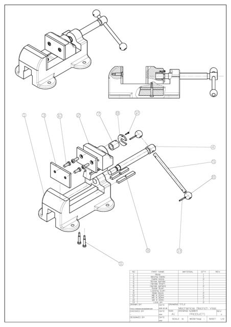 Vice Mechanical Engineering