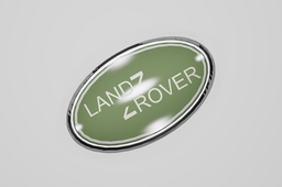 LAND ROVER Cars Logo